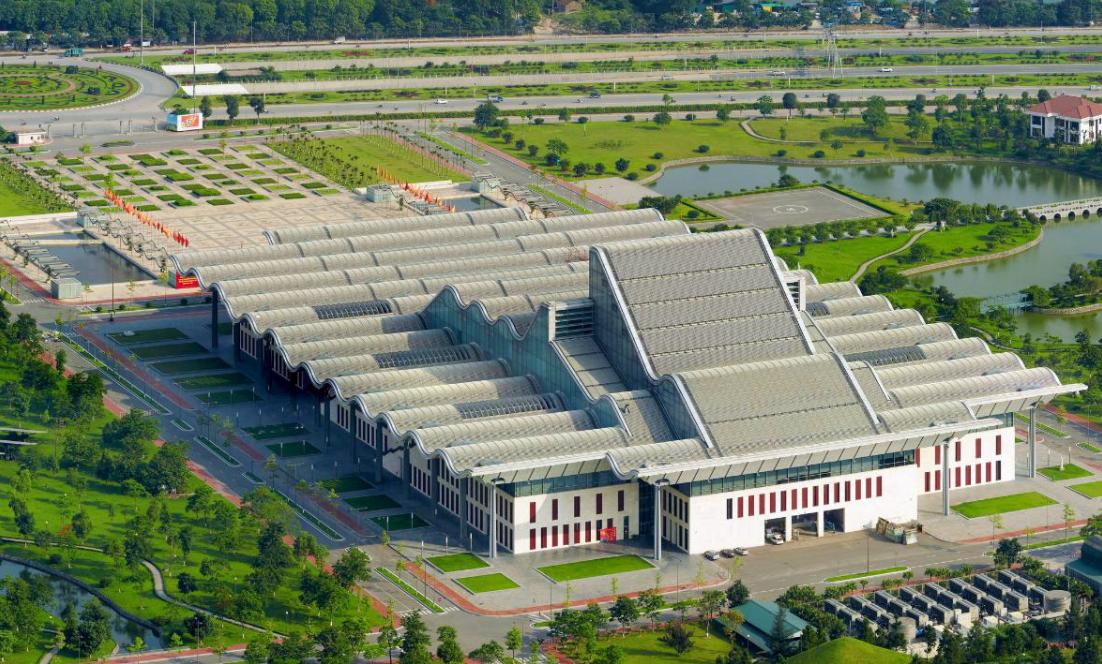 Địa điểm tổ chức sự kiện tại Hà Nội 5