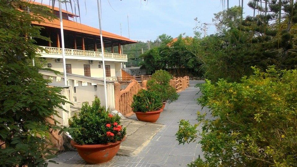 Địa điểm tổ chức team building ở Vũng Tàu 7