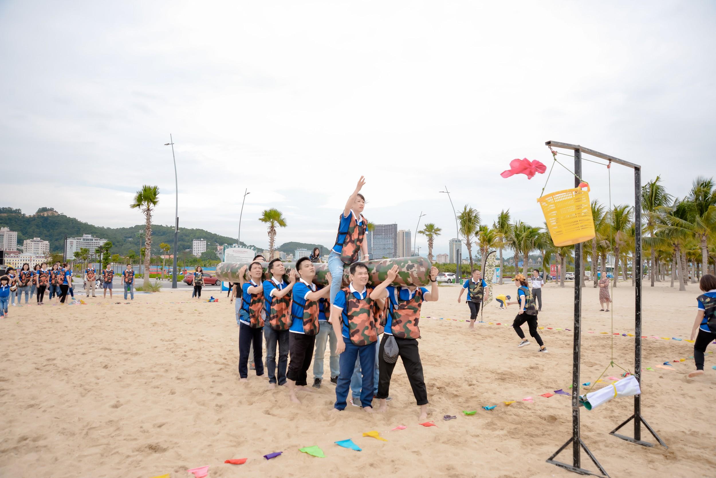 Du lịch team building là gì?