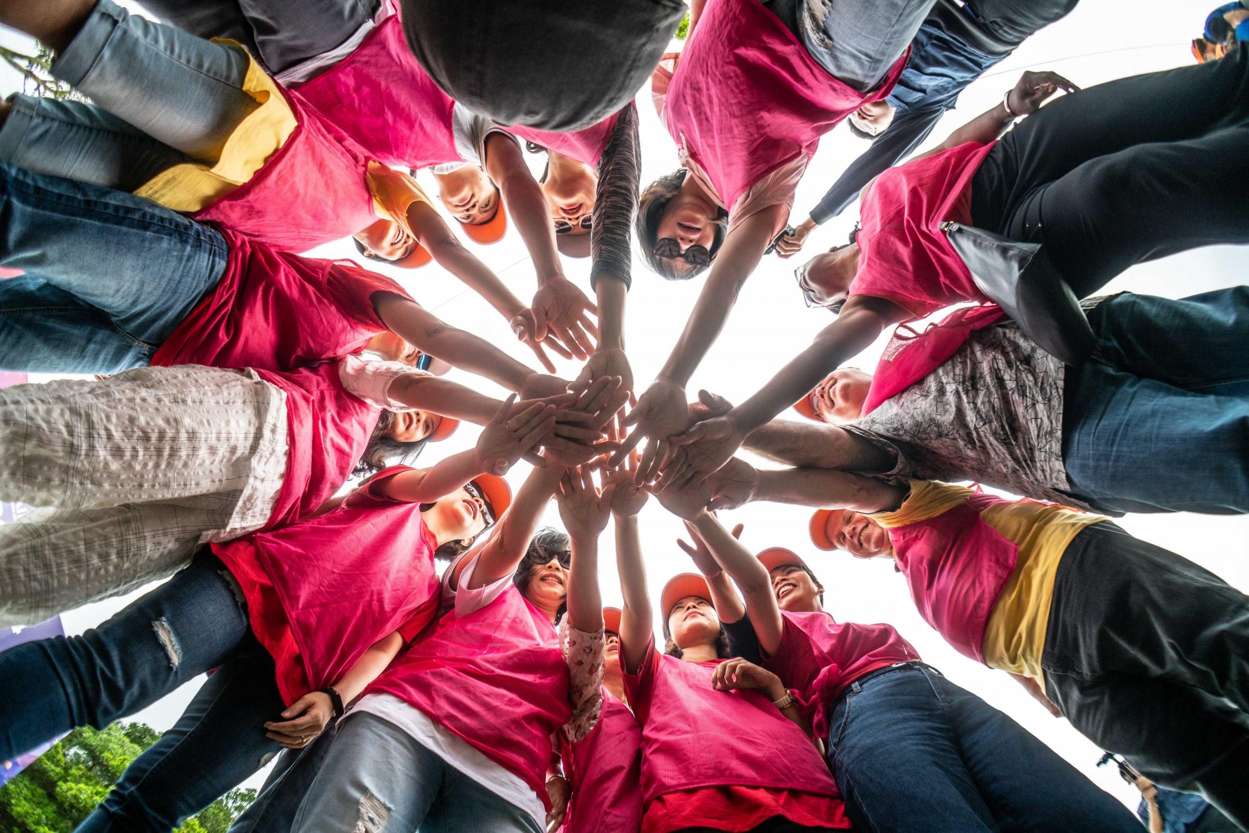 Mục đích tổ chức team building 1