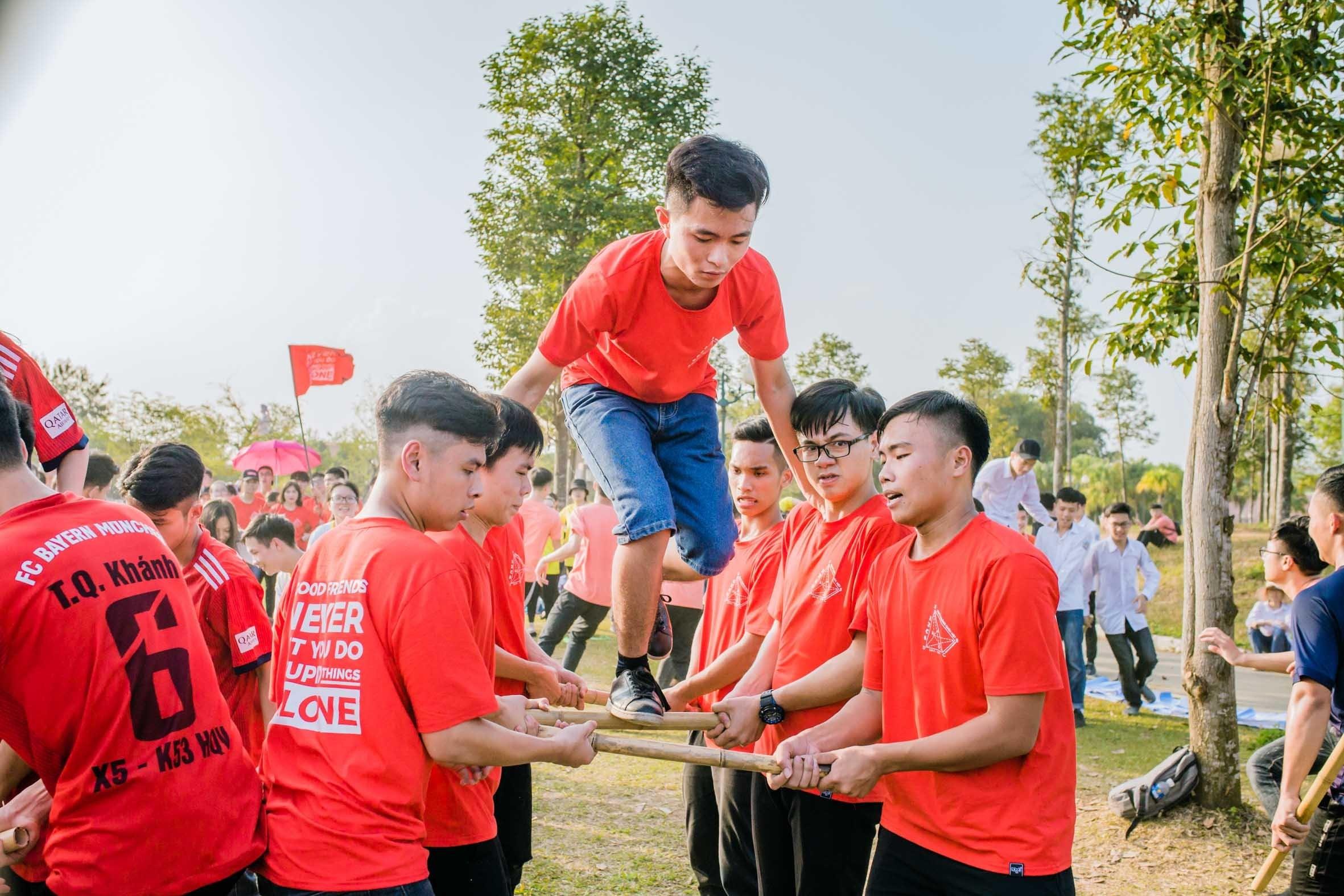 Mục đích tổ chức team building 2