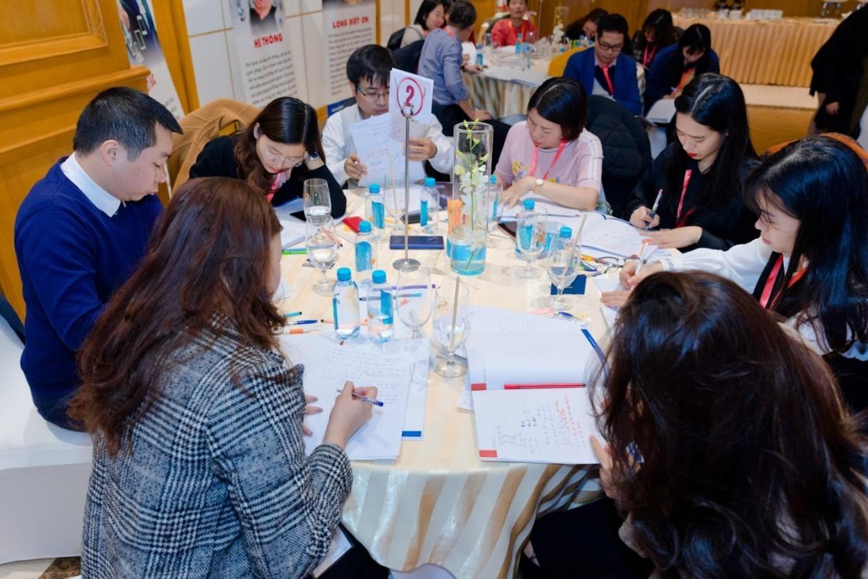 các hình thức tổ chức hội nghị hội thảo phổ biến 2