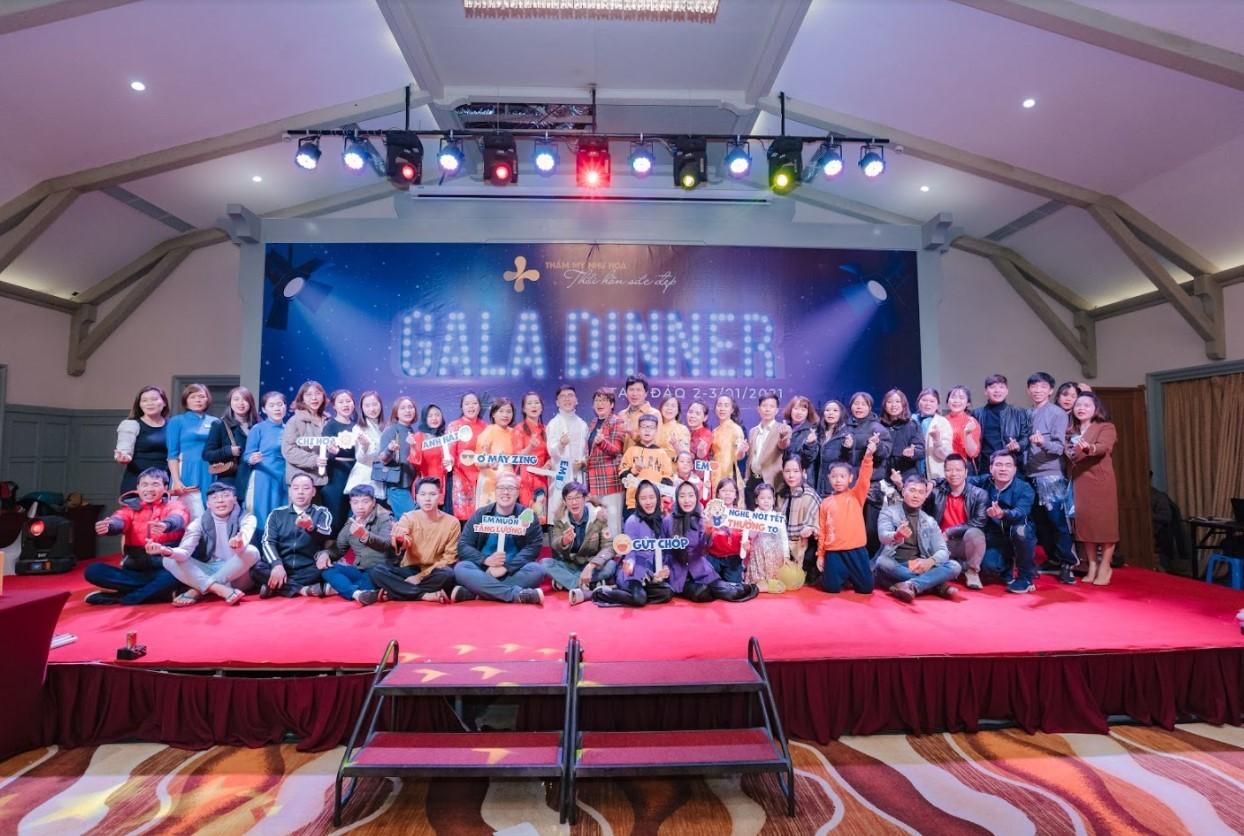 Công ty tổ chức gala dinner chuyên nghiệp 1