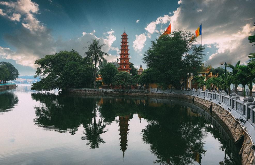 Địa điểm tổ chức team building tại Hà Nội