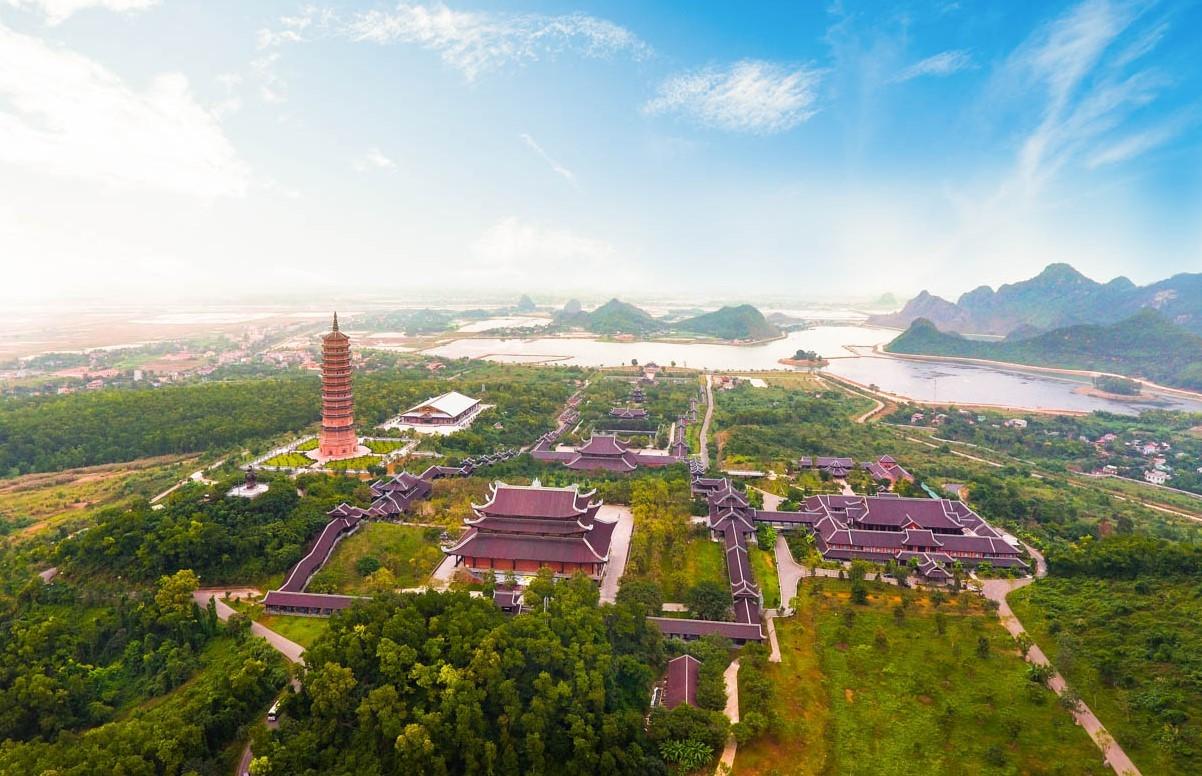 Địa điểm tổ chức tour team building 1 ngày tại Ninh Bình