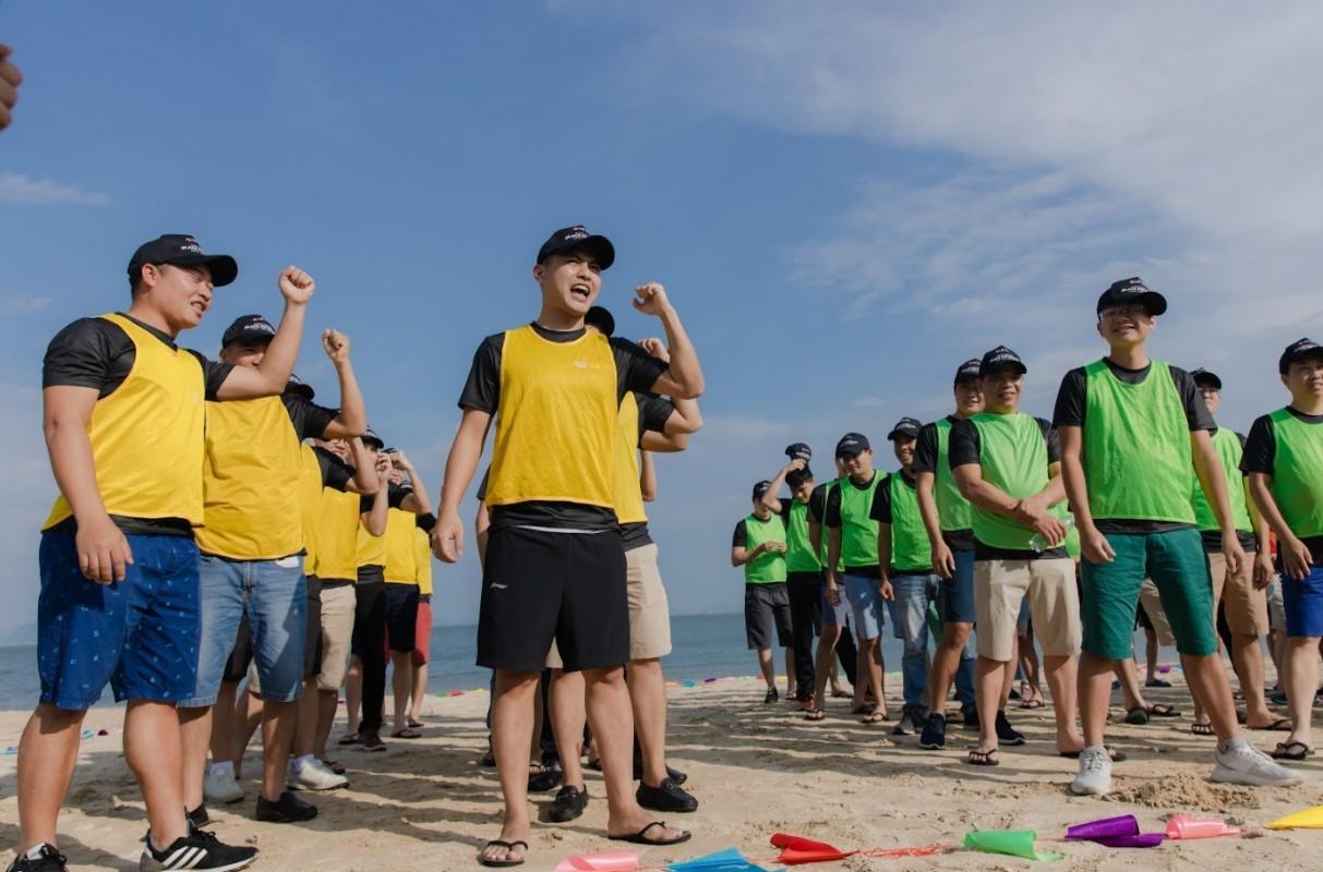 Du lịch team building 1