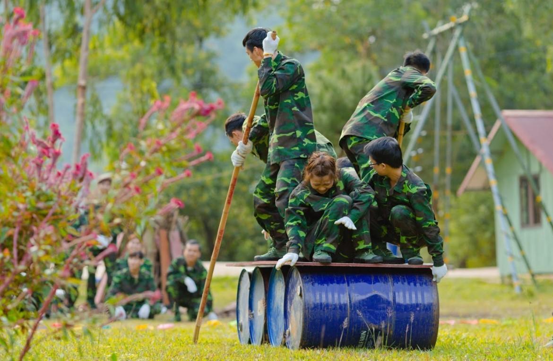 Kịch bản team building quân đội