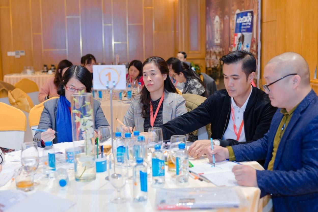 Kinh nghiệm tổ chức hội nghị hội thảo
