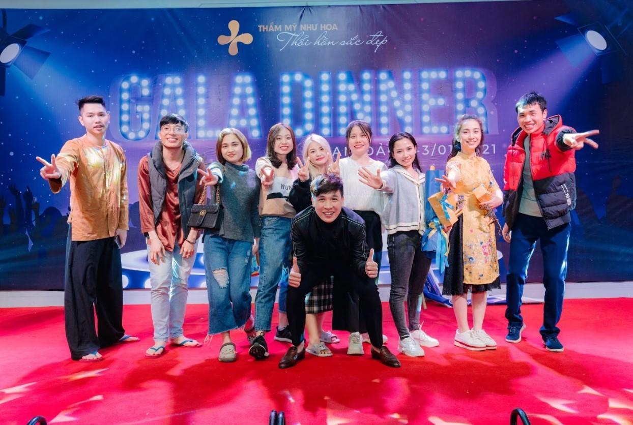 Lời dẫn chương trình gala dinner 2
