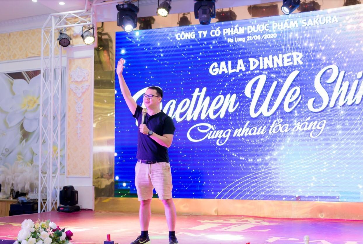 Lời dẫn chương trình gala dinner 4