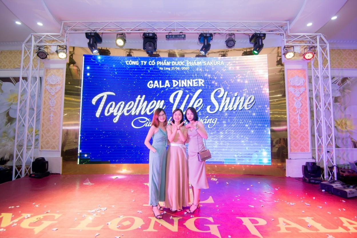 Mẫu kịch bản tổ chức gala dinner 1