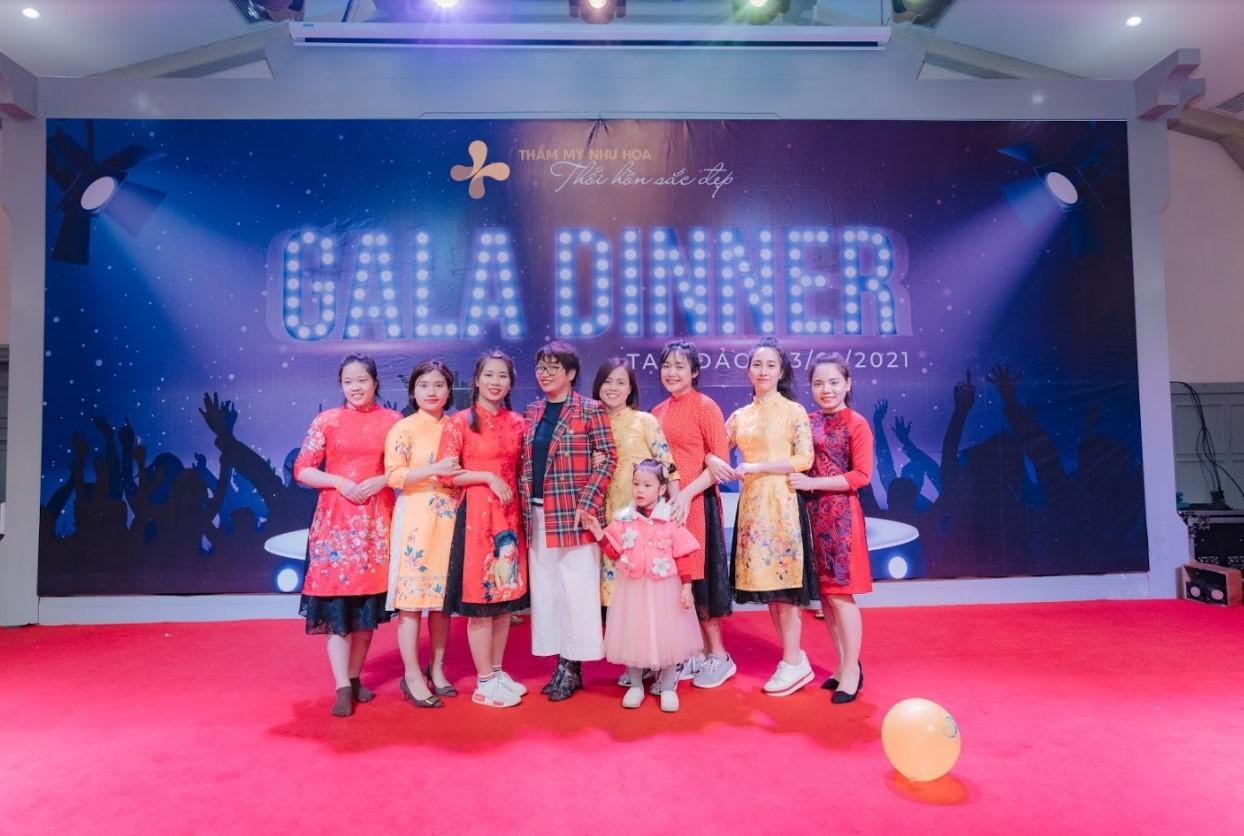 Mẫu kịch bản tổ chức gala dinner 11