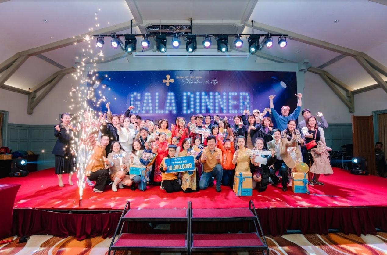 Mẫu kịch bản tổ chức gala dinner 3