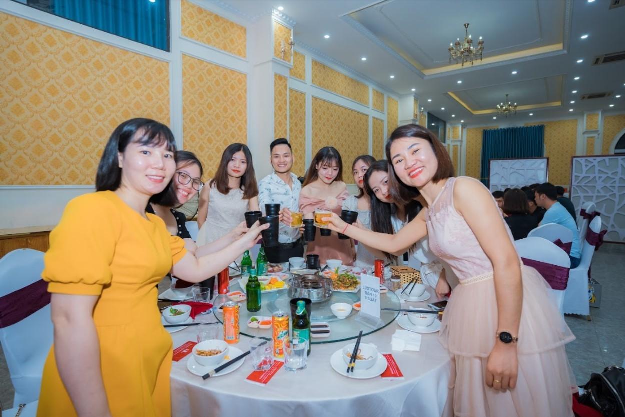 Mẫu kịch bản tổ chức gala dinner cho doanh nghiệp 5