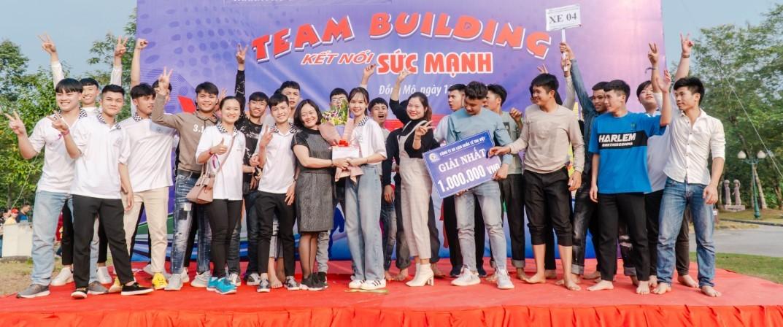 Tổng kết team building học sinh