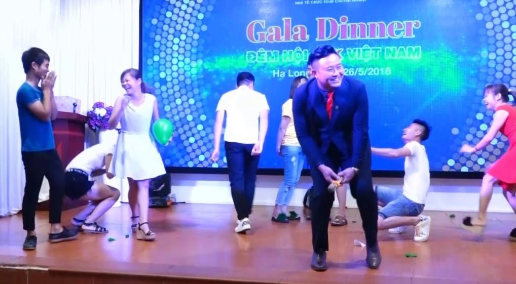 Trò chơi gala dinner 8