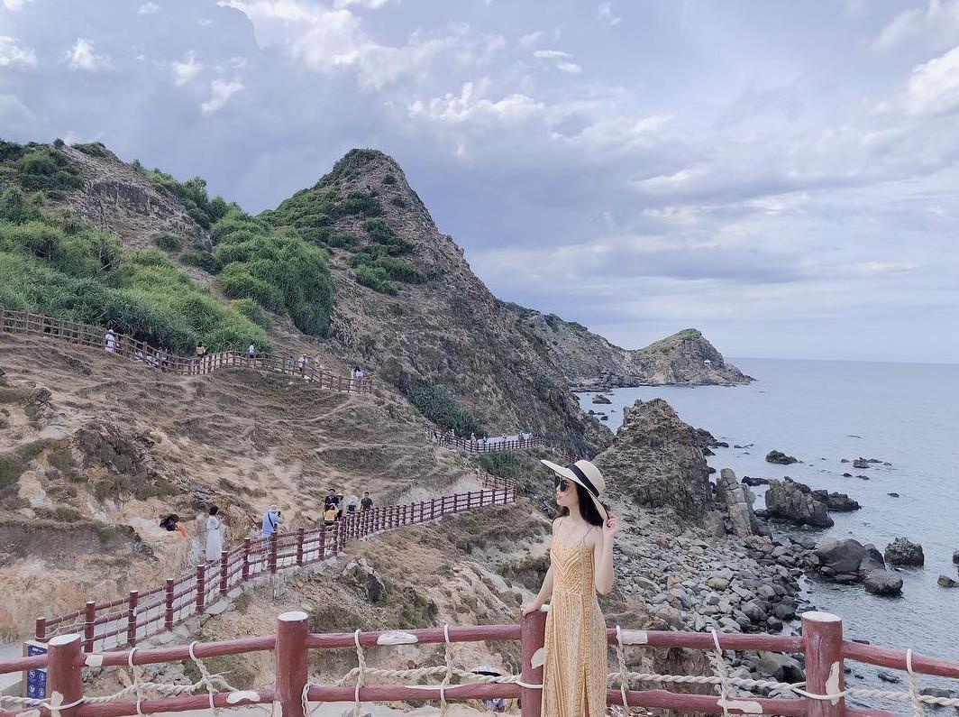 hoa vàng cỏ xanh Phú Yên Quy Nhơn