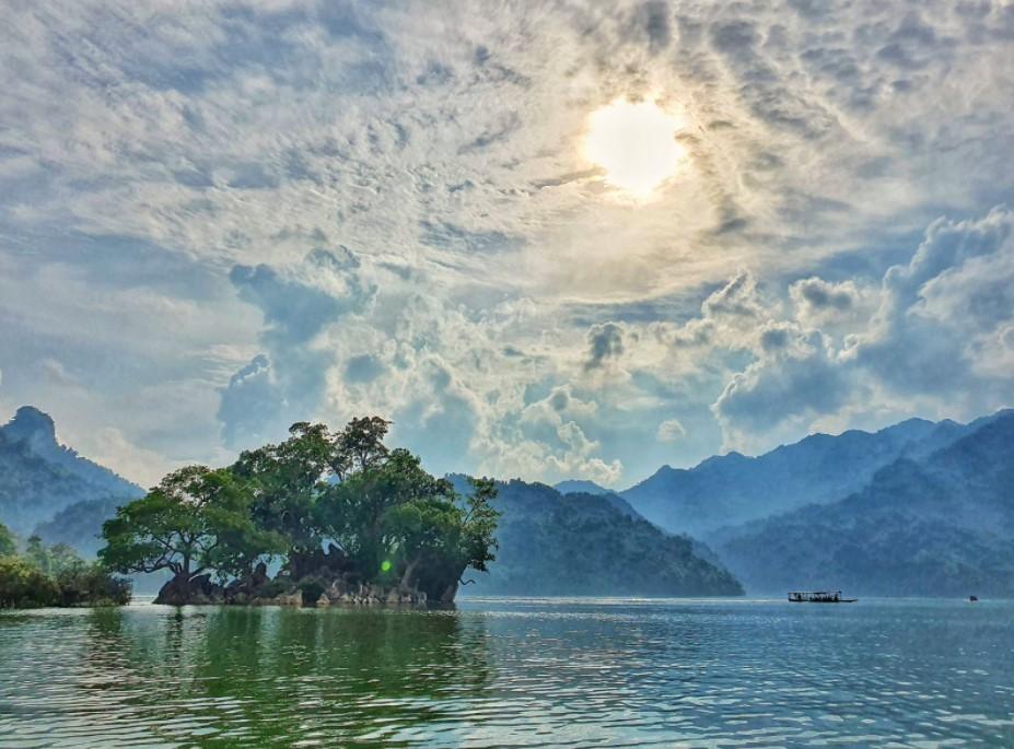 Hướng dẫn di chuyển tới hồ Ba Bể
