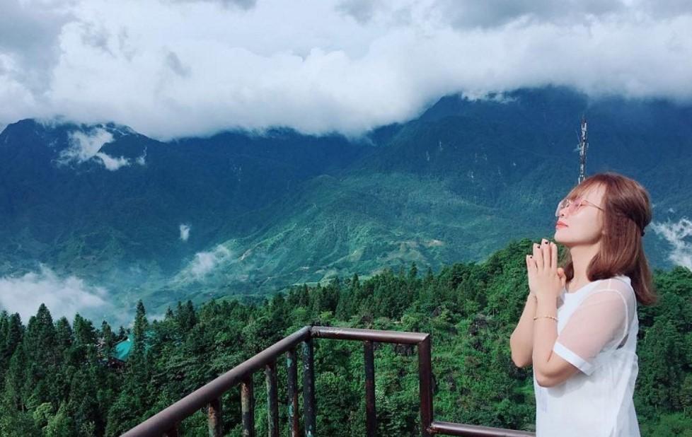 Kinh nghiệm du lịch sapa núi Hàm Rồng