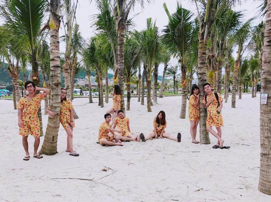 Những bãi biển Hạ long nổi tiếng nhất 2