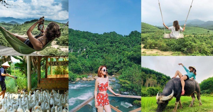 Tour HCM thung lũng bồng lai động thiên đường quảng bình 4 ngày 3 đêm