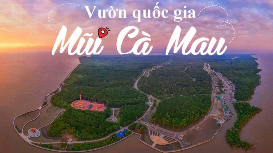 TOUR TP. HỒ CHÍ MINH - CÀ MAU (2 NGÀY 1 ĐÊM)