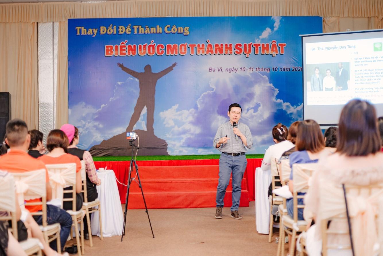 Kịch bản, mẫu chương trình hội thảo dành cho doanh nghiệp