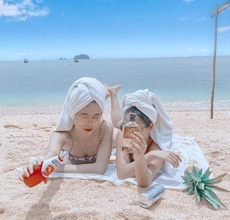 Kinh nghiệm du lịch đảo Cái Chiên 3