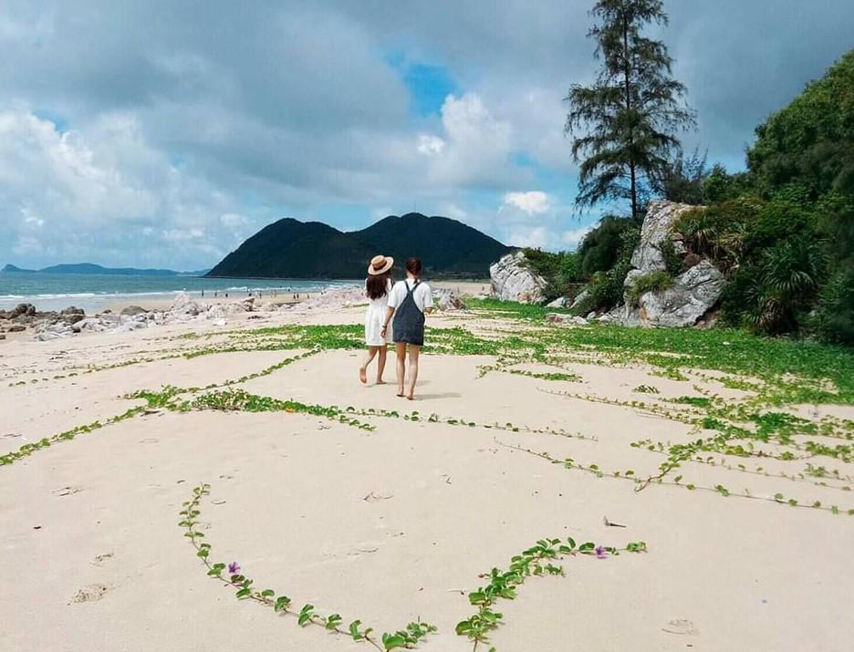 Kinh nghiệm du lịch đảo Quan Lạn 2