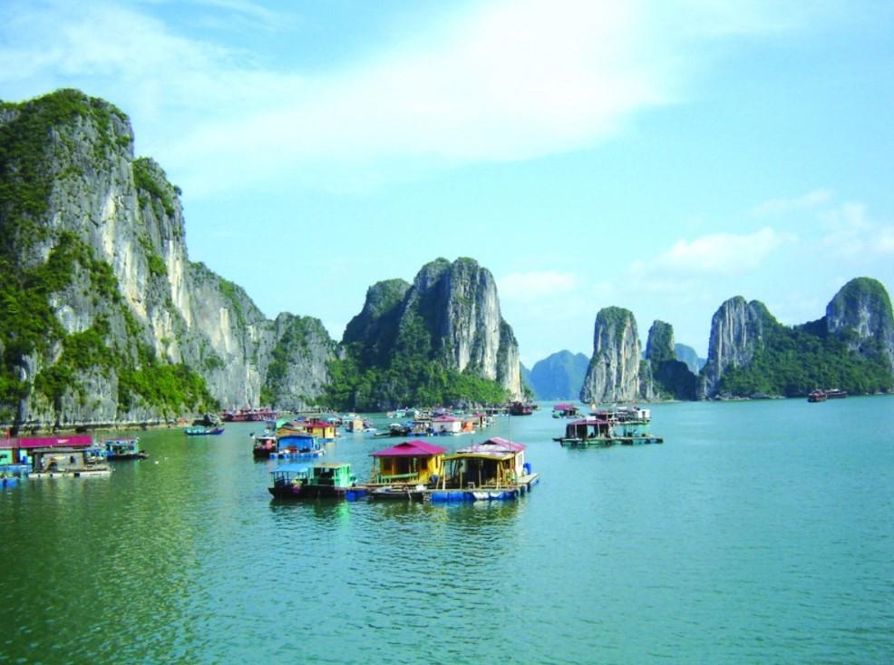 Kinh nghiệm du lịch Vịnh Bái Tử Long 1