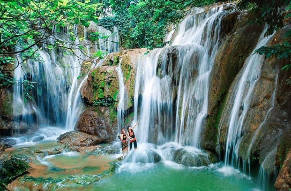 thác dải yếm mộc châu kinh nghiệm du lịch từ a-z