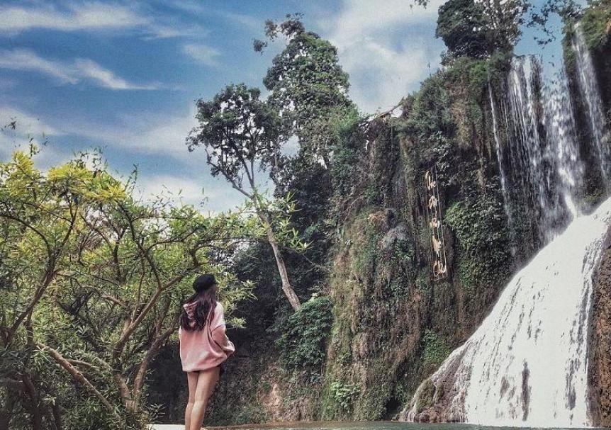 Thác dải yếm mộc châu kinh nghiệm du lịch từ a- z