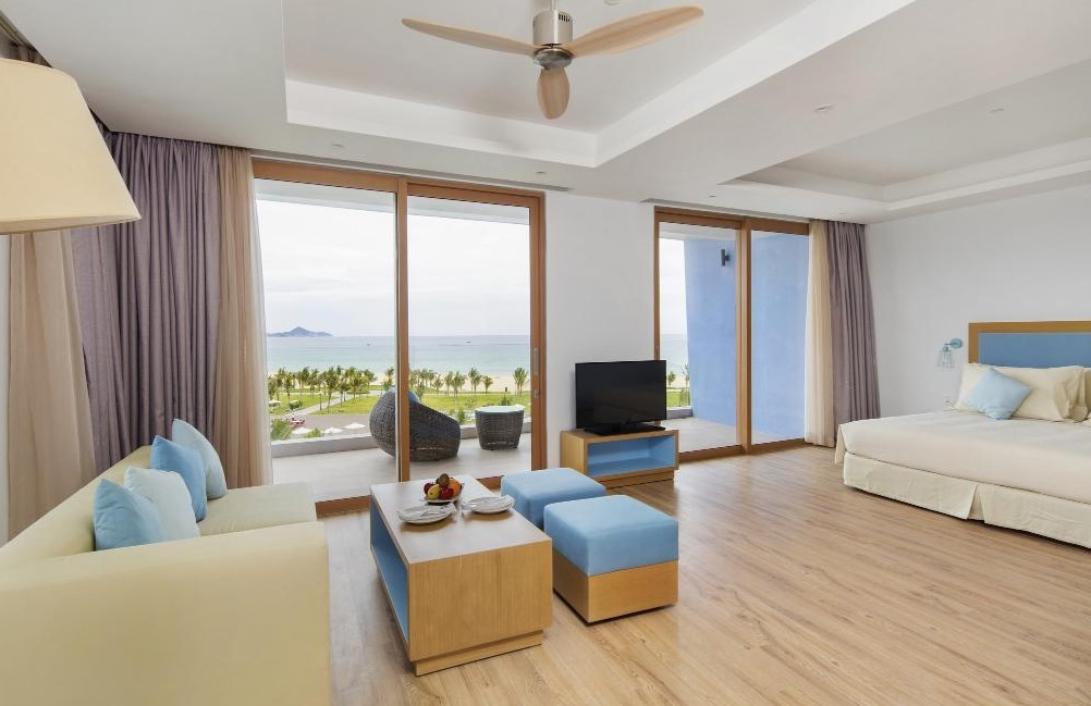 Top 10 khách sạn Quy Nhơn gần biển view đẹp 1
