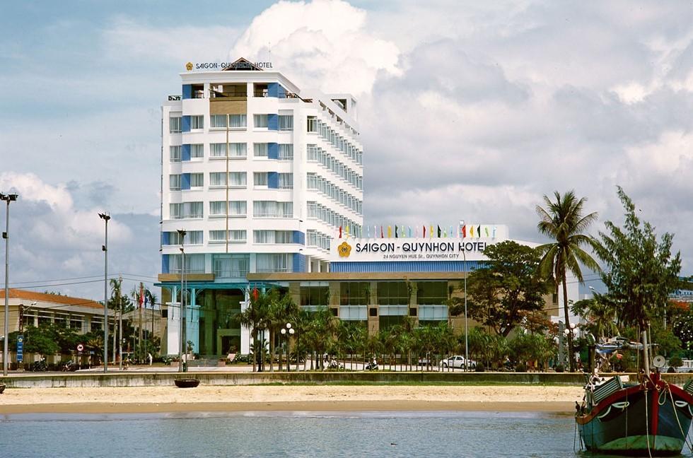 Top 10 khách sạn Quy Nhơn gần biển view đẹp 4