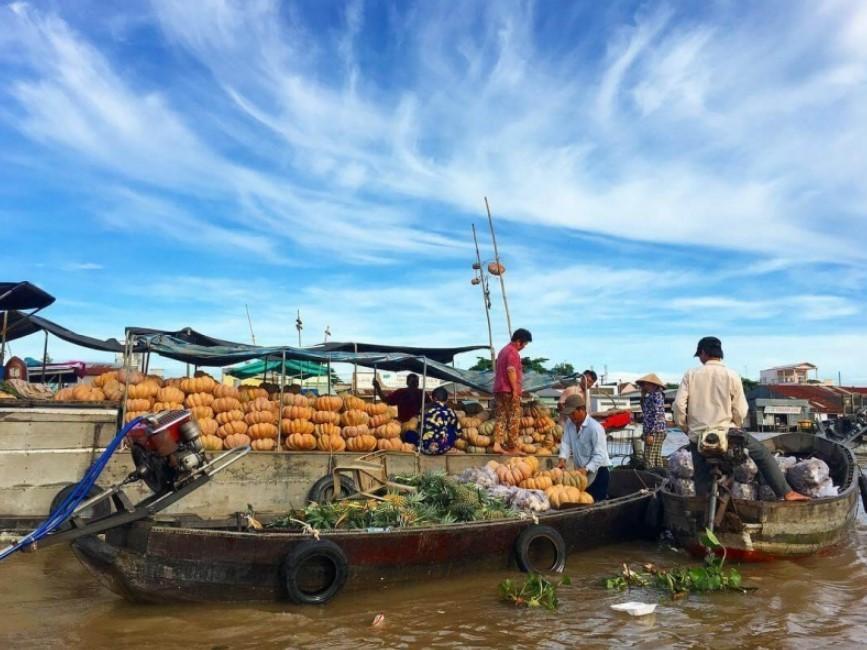 Tour Hà Nội - Cần Thơ - Cà Mau Châu Đốc 4 ngày 3 đêm