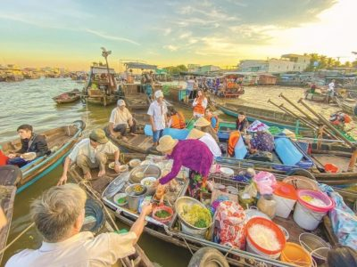 Tour Hà Nội Cần Thơ Côn Đảo 4 ngày 3 đêm
