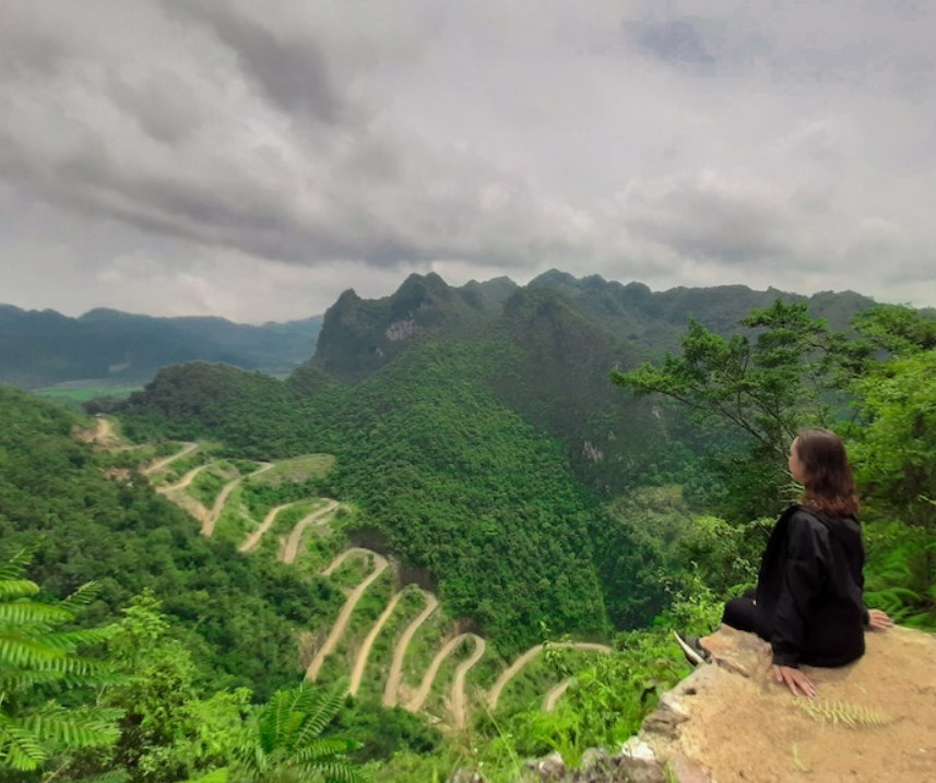 Du lịch đèo Mẻ Pia chinh phục con đèo nhiều tầng nhất Việt Nam 4
