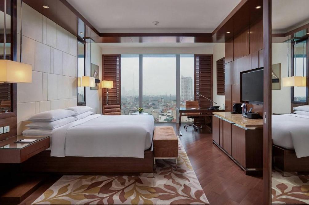 Top 5 khách sạn 5 sao tốt nhất tại Hà Nội 1
