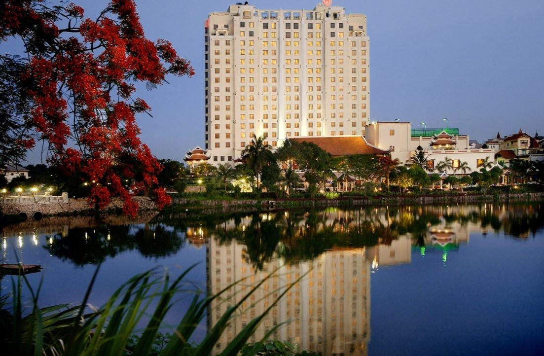 Top 5 khách sạn 5 sao tốt nhất tại Hà Nội 2
