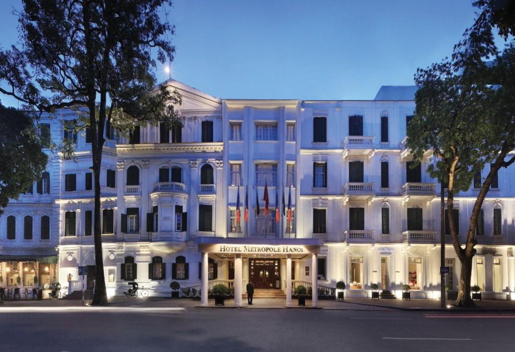 Top 5 khách sạn 5 sao tốt nhất từ Hà Nội 4