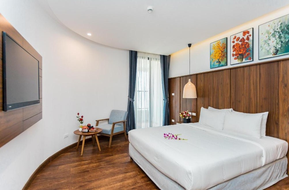 Top 5 khách sạn sang trọng bậc nhất tại Vũng Tàu 1