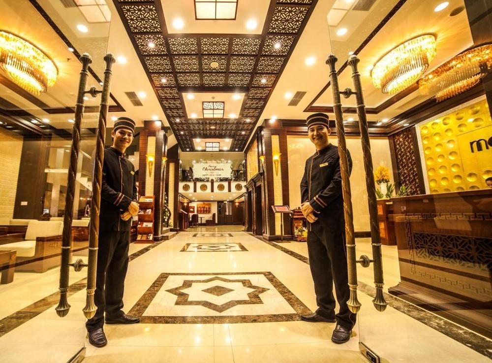 Top các khách sạn Huế gần trung tâm view đẹp giá rẻ 2