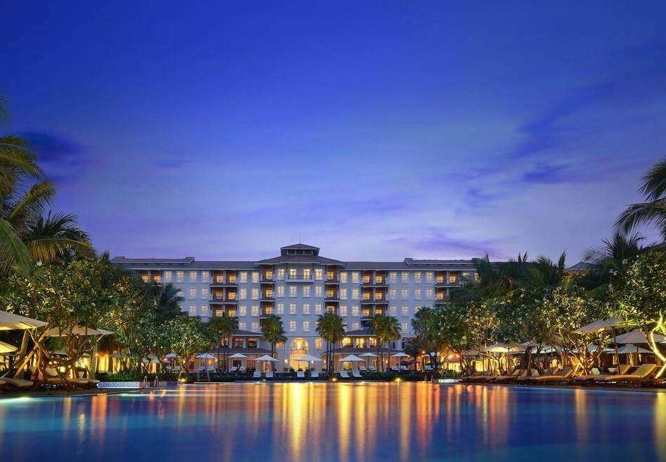 top khách sạn 5 sao gàn biển tại Đà Nẵng