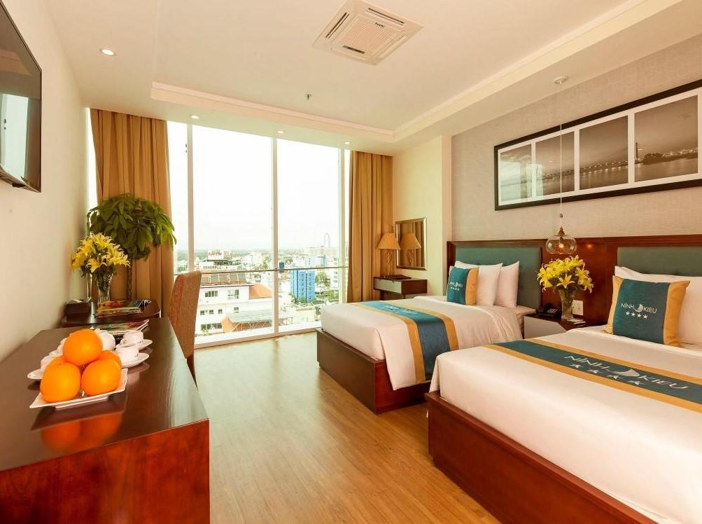 Top khách sạn sang trọng View đẹp tại Cần Thơ 2