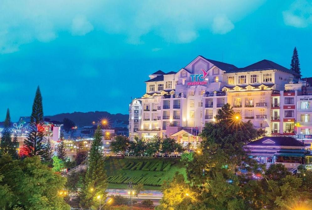 Top khách sạn view đẹp tại Đà Lạt 5