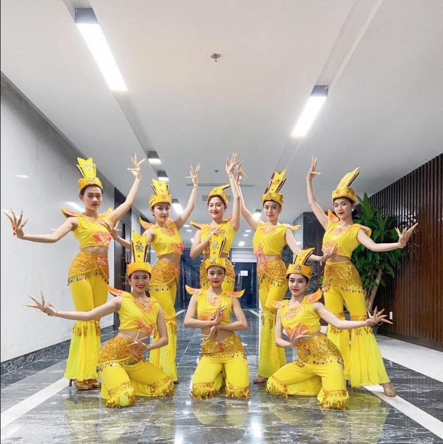 Cung cấp nhóm múa vũ đoàn 1
