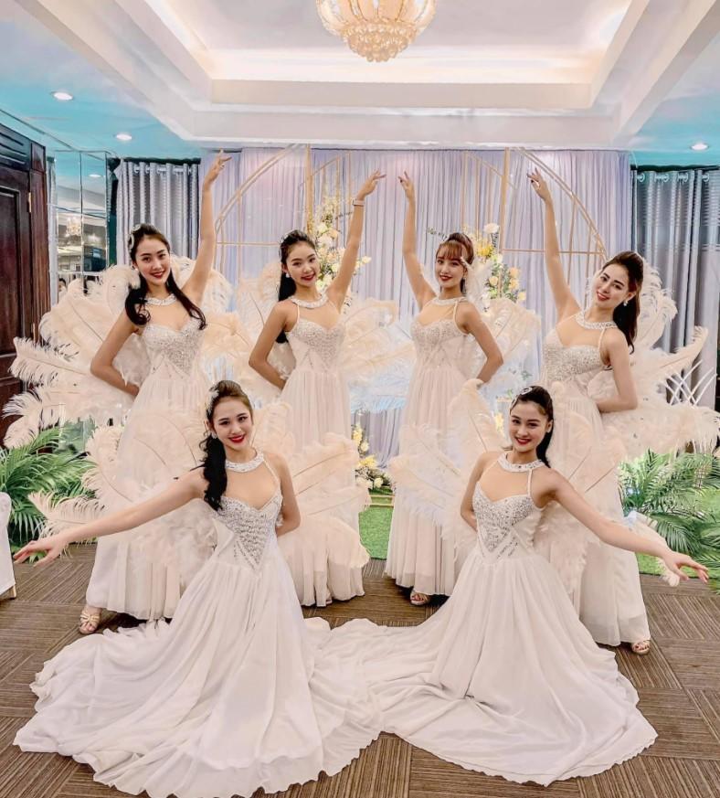 Cung cấp nhóm múa vũ đoàn 10