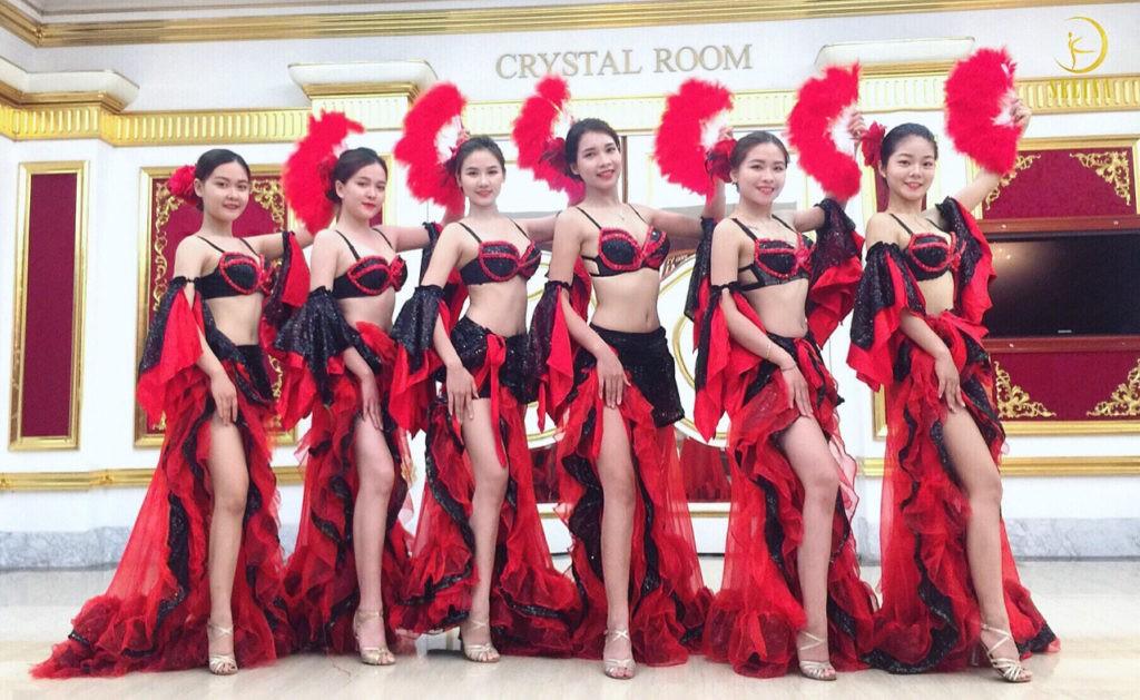 Cung cấp nhóm múa vũ đoàn 2