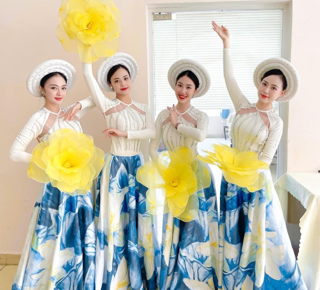 Cung cấp nhóm múa vũ đoàn 5