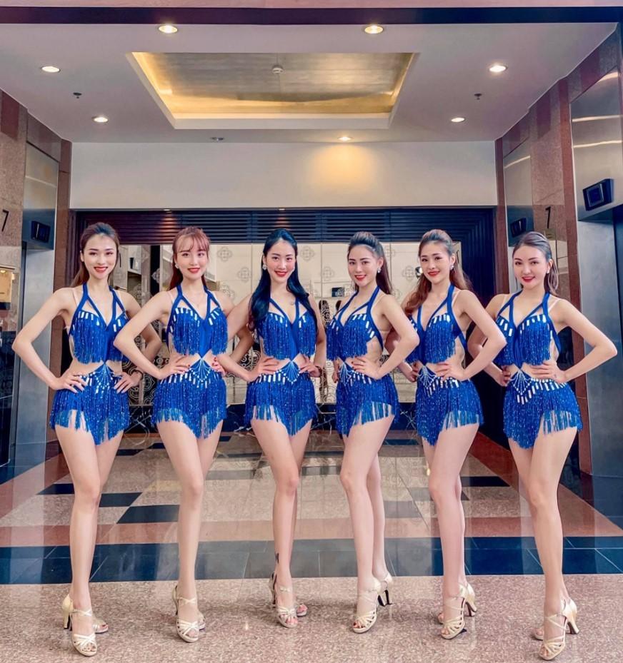 Cung cấp nhóm múa vũ đoàn 8